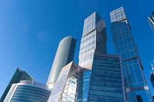 moderne Wolkenkratzer