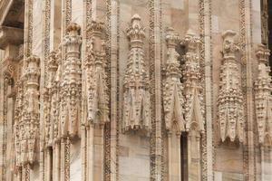 Mailänder Kathedrale foto
