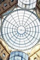 Galerie Vittorio Emanuele II, Mailand