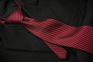 Männer Krawatte foto