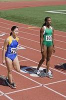 Sportlerinnen foto
