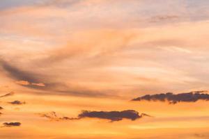 Sonnenuntergang Himmel Hintergrund foto