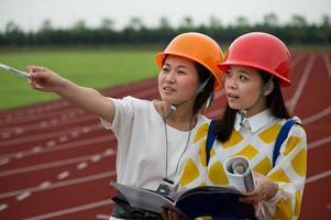 Ingenieurinnen foto
