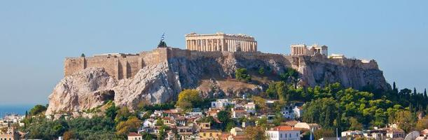 Akropolis (Athen, Griechenland) foto
