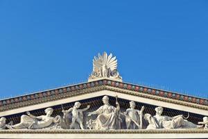 Athen Akademie foto