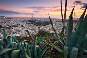 Likabetus Hill, Athen. foto