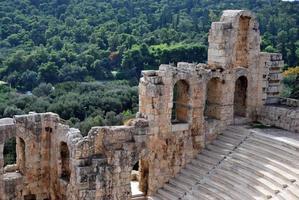 das Anphitheater foto