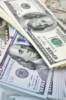 Geldhaufen foto
