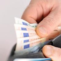 Euro Geld foto