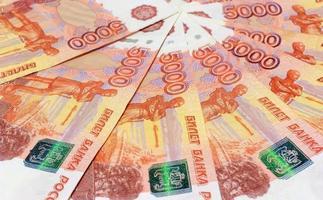 russisches Geld