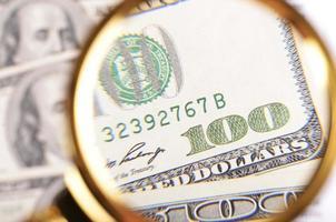 Geld Hintergrund foto