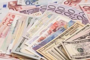 internationale Währungen