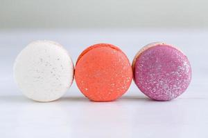 Macaron Hintergrund foto