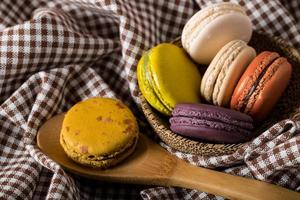 Macaron oder Gerber