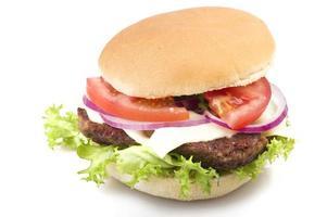 Hamburger foto