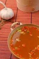 asiatische Suppe foto