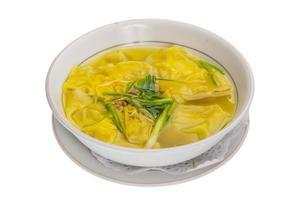 chinesische Suppe foto