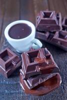 Schokolade foto