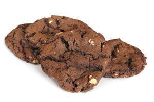 Schokoladenkekse foto