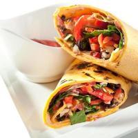 Burrito foto