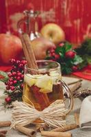 Weihnachts Apfelwein foto