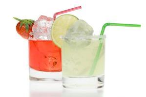 bunte Margaritas