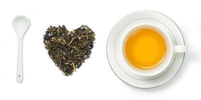 Ich mag Tee foto