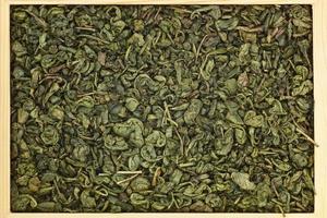 chinesischer grüner Tee foto