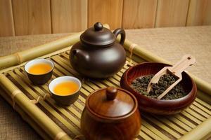 Tee-Zeremonie foto