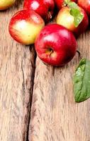 Apfel foto