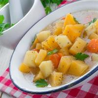 Rutabaga-Suppe