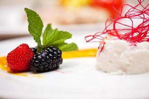 Joghurt Souffle foto