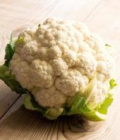 Gemüse: Blumenkohl foto