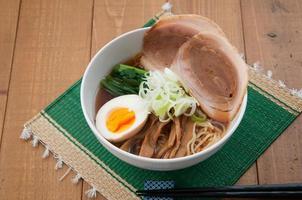 japanische Küche, Ramen