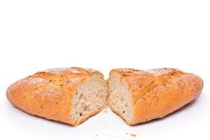 französisches Brot foto