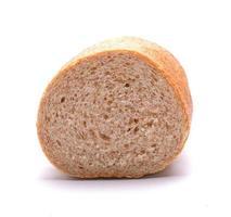 Brot lokalisiert auf weißem Hintergrund foto