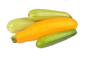 Gemüse Mark (Zucchini) foto
