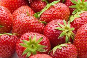 Erdbeeren foto