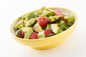 japanischer Salat foto