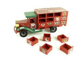 Weihnachts Adventskalender Spielzeug foto
