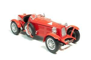 klassischer Sportwagen