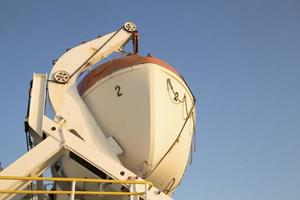 Rettungsboot foto