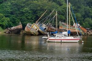 Schiffswracks foto