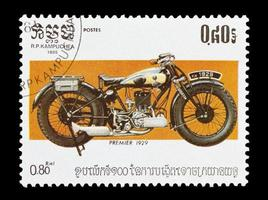 Premier Motorrad foto
