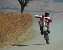 Biker foto