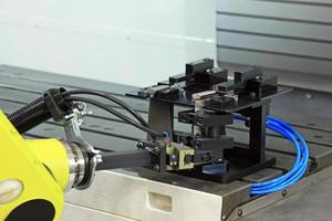 Industrieroboter foto
