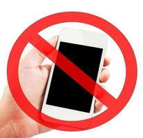 kein Handyzeichen foto