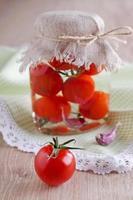 Kirschtomaten foto