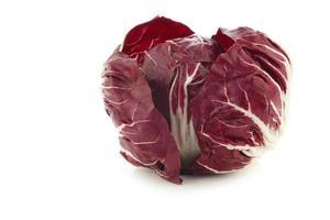 "roter ""Radicchio"" -Salat foto"