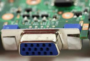 elektronische Komponenten und Geräte foto